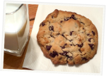I highly endorse Nancy B's cookie.